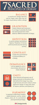 7 Principles Of Design 7 Sacred Principles Of Design Visual Ly