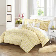 how to put a duvet cover on a comforter type chic home ritchelle reversible bed