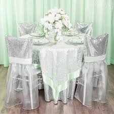 sparkle glitz sequin chiavari chair slip cover silver