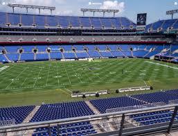M T Bank Stadium Section 228 Seat Views Seatgeek