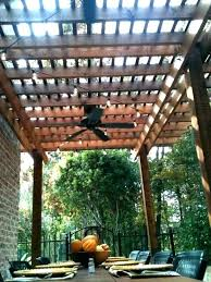 patio ceiling fans. Wet Ceiling Fans Outdoor Patio Fan Rated Collection In With Intended For Q