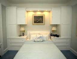 bedroom furniture built in. Gothic Cabinet Craft CUSTOM White Built In Wall Unit With Bed Regard To Bedroom Furniture Ideas 17 F