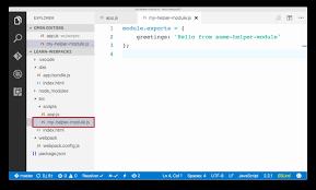 Bundling module dependencies – A beginner's guide to Webpack 2 – Medium