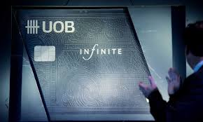 the uob visa infinite metal credit card