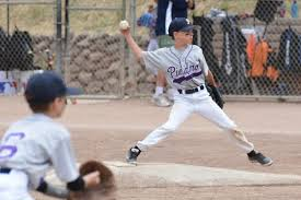Little League Pitching Chart 2019 Little League Pitch Limits And Required Rest Rules