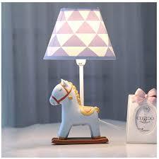 Cjw Pony Led Eye Tischlampe Schlafzimmer Nachttischlampe Warme Warme