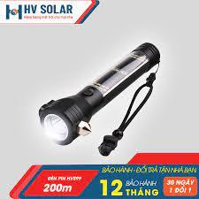 Đèn Pin Đa Năng Năng Lượng Mặt Trời HVS99