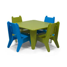 Kids Plastic Outdoor Chair for Modern Living