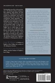 essays on merchant of venice portia shakespeare s the merchant of  buy the merchant of venice critical essays shakespeare criticism buy the merchant of venice critical essays