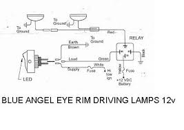 wiring diagram spotlights wiring diagram and schematic design using relays to wiring off road lights and accessories