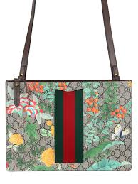 gucci bags for men price. gucci floral print gg supreme pouch beige ody4nq2 men bags,gucci slides fur, gucci bags for men price