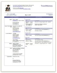 international travel itinerary template. professional travel itinerary template
