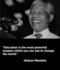 Nelson Mandela Education Quote Mesmerizing Nelson Mandela Inspirational Quotes Nelson Mandela Famous Quote 48