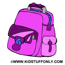 school bag clipart. free clip art pictures school bag clipart
