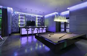Neon lighting for home Industrial Splendid Neon Lighting For Home Curtain Concept For Modern Man Cave With Bar Neon Lighting And Medifund Splendid Neon Lighting For Home Curtain Concept For Modern Man Cave