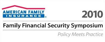 Family Financial Security Symposium – University of Wisconsin-Madison  Center for Financial Security