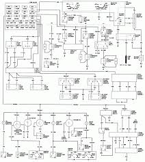 Electrical wiring 1985 body continued ignition diagram 91