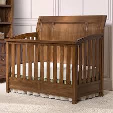 simmons kids crib. simmons kids kingsley convertible crib \u0027n\u0027 more - chestnut