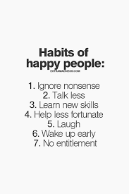 How To Be Happy In Life Quotes