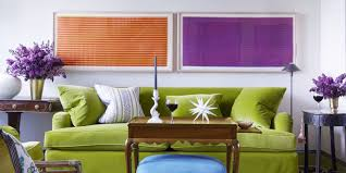 Purple And Green Living Room Purple Green Room