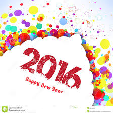 happy new year banner 2016. Delighful 2016 Happy New Year 2016 Abstract Colorful Banner Background In New Year Banner 2016 Y