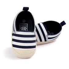 baby boy shoe size 3 2018 fashion blue striped baby boy shoes lovely infant first walkers