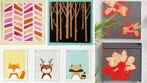 Miscellaneous DIY artwork projects