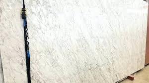 carrara marble subway tile 3x6 honed venato bianco backsplash grout color