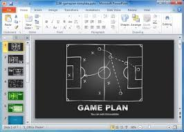 Game Plan Powerpoint Templates For Sports And Strategic Presentations