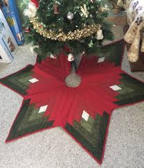 Quilted Christmas Tree Skirt Pattern Cool Inspiration