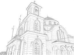 大人の塗り絵 教会 無料プリント高齢者の脳トレレク Origami