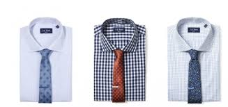 Tie Patterns Awesome How To Perfectly Pair Shirts And Ties Style Girlfriend