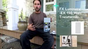Wifi Low Voltage Landscape Lighting Transformer Low Voltage Landscape Lighting Transformer Tips