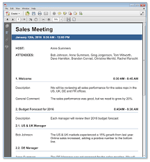 Meeting Of Minutes Format Meeting Minutes