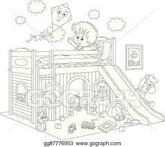 cartoon little boy clipart black and