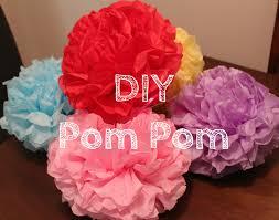 Pom Pom Decorations How To Diy Pom Pom Tutorial Decorations That Impress Diy Party
