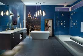 Pavimento Scuro Bagno : Realizzare un bagno blu di giacomo pavimenti sas