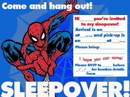 Spiderman Birthday Invitation Templates Free Spiderman Free Printable Invitation Templates Invitations