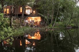 Treehouse Lake District England  Architecture  Pinterest Treehouse Lake District