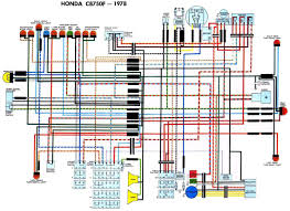 honda motorcycle wiring diagrams wiring diagram