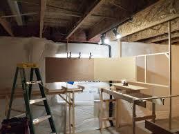 unfinished basement ceiling. Fine Unfinished Unfinished Basement Ceiling Fresh At Excellent Lighting Ideas For Intended I
