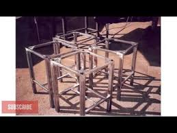 metal furniture design. Design Modern - Metal Furniture F