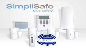 simplisafe2 wireless home security system 8 piece plus package