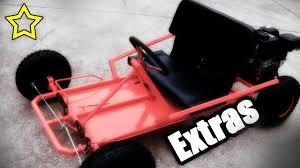 Go Kart Lights Extras Go Kart Lights Flag Seat Belt Kartfab Com