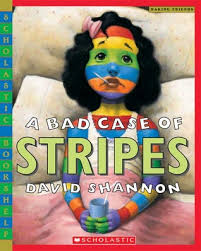 Tamra Hilton's review of A Bad Case of Stripes
