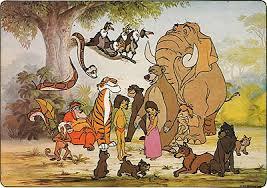 jungle book characters