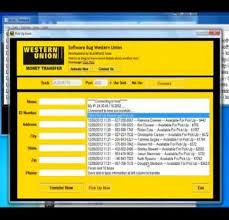 Global Western Ecrobot Hacker com Money Union Mtcn Leader Trade