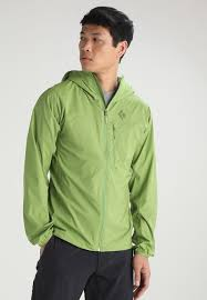black diamond alpine start hoody outdoor jacket verde oy29271