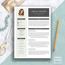 Colorful Resume Templates Creative Resume Template Modern Cv Word Cover Letter Doc Free 56