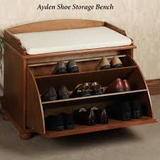 wooden shoe cabinet furniture. Cool Shoe Racks With Unique Ayden Storage Bench Design For Wood Rack Wooden Cabinet Furniture